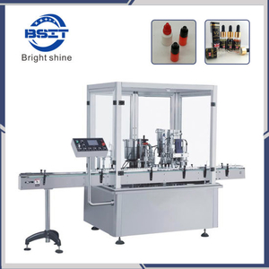 Cigarette Liquid Filling Sealing Capping Machine (5-20ml)