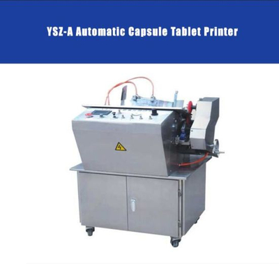Ysz-a Single Face Automatic Tablet Capsule Printer/Soft Capsule Printing Machine