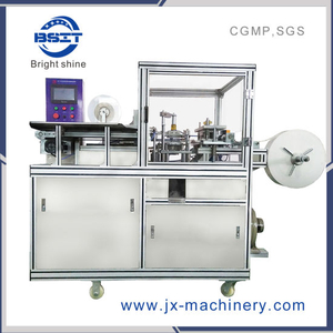 Factory Price New Model Automatic Pleat Wrapping Machine Ht960