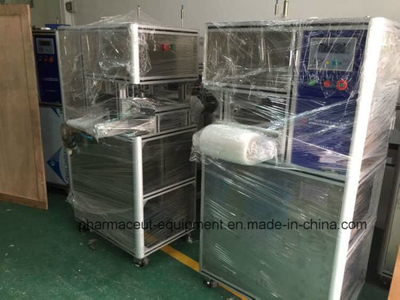 Ht980 Good Quality Factory Price Handmade Stretch Film Soap Wrapping Machine