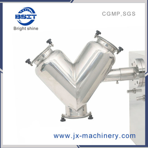 V-Mixer Blender Machine for Pharmaceutical Machine Lab Tester