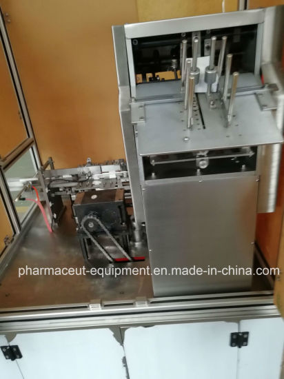 380V Automatic Bottle Box Carton Packing Machine for Blister Board