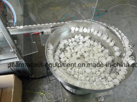 SUS304 Stainless Steel Effervescent Tablet Into PP Tube Counter Packing Machine