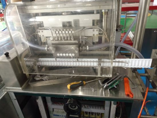 Hot Sale Suppositories Moulding Filling Sealing Machine (ZS-U)
