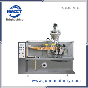 Automatic Capactity 40-80ppm Pouch Sachet Bag Filling Packing Machine HS