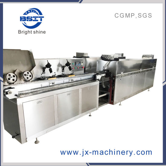 1-20ml Factory Price Ampoule Glaze Printing Machine (YGZ)