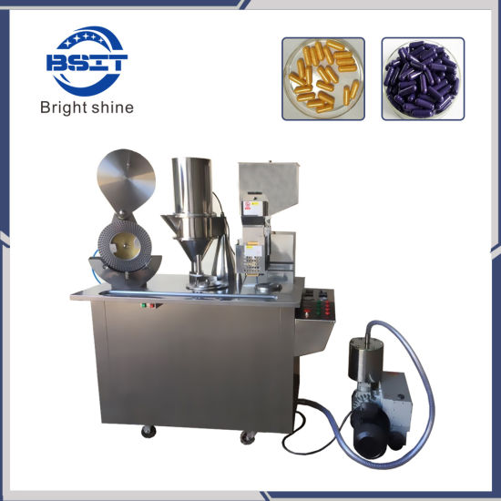 New Pharmaceutical Machinery Price/Softgel Machine Price/Hand Capsule Filling Machine