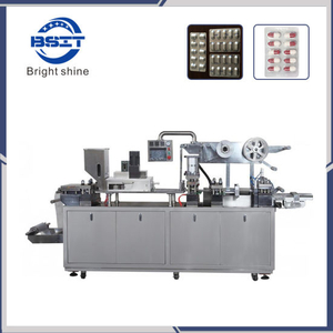 Dpp250 Big Pills Packing Machine Blister Packing Machine Pharmaceutical Equipment