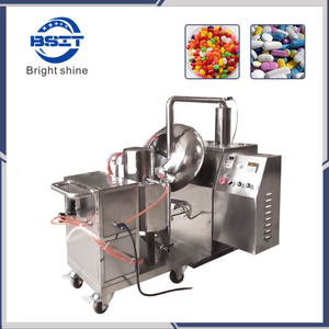 Pharmaceutical Tablet Coating Machine (BY400 Standard configuration)