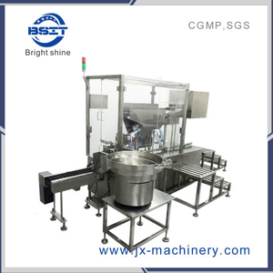 Effervescent Tablet PP Tube Filling Packing Machine Bsp40