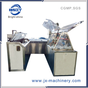 Hot Sale Suppository Vaginal Filling Sealing Production Line Machine