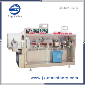 High Quality Plastic Bottle E-Liquids Ampoule Forming Filling Sealing Cutting Machine