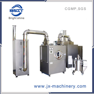 SS316 Hot Sale Automatic Ce High Efficient Tablet Film Coating Machine (BGW-75)