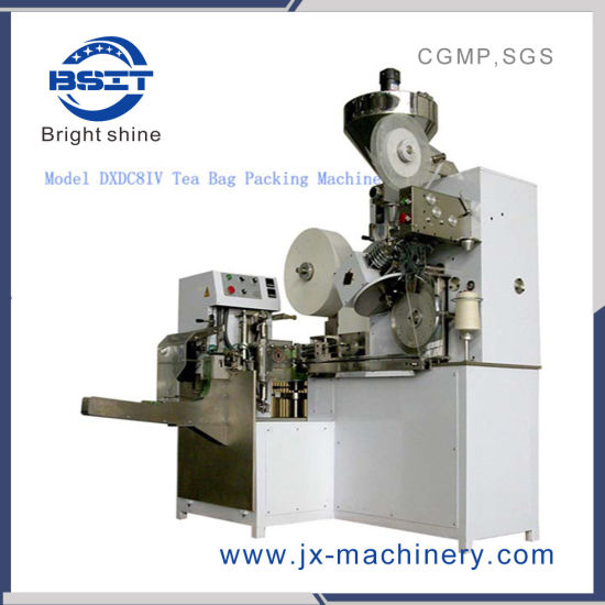 6300bags Per Hour/ Heat Sealing of Envelope for Tea Bag Packing Machine (DXDC8IV)