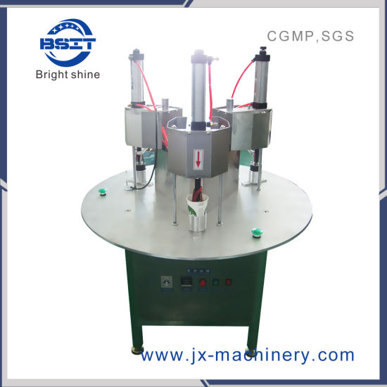 Semi-Automatic Ctc Tea Hidden Cup Making and Packing Machine