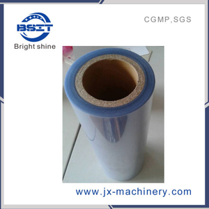 Hot Sale PVC/PE Plastic Ampoule Forming Packing Film Materical