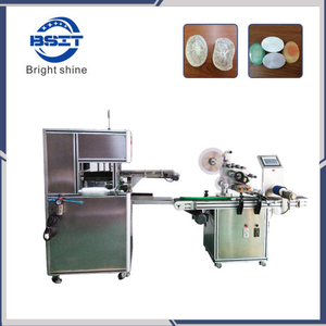 Factory Price Ht980 Round Hotel Soap Packing Machine Toilet