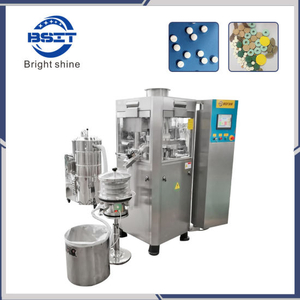 Zpt15 Pharmaceutical Manufacturing Rotary Tablet Making Machine of Pill Press