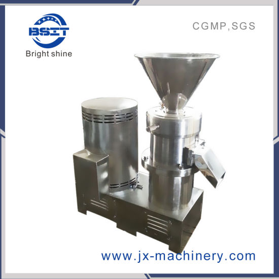 High Quality Vertical Colloid Mill Meet with Food Class (JMJ-50)