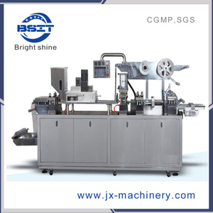 Factory Supplier Chocolate Jam Cheese Blister Packing Machine (DPP250)