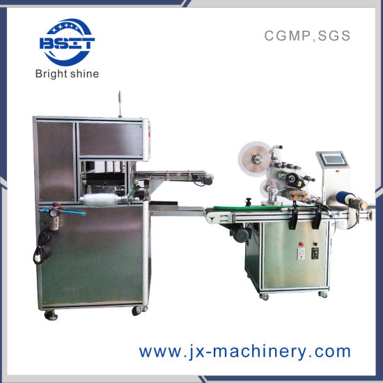 Handmade Toilet Soap/Bar Soap/Laundry Soap/Body Soap Wrapping Packaging Machine