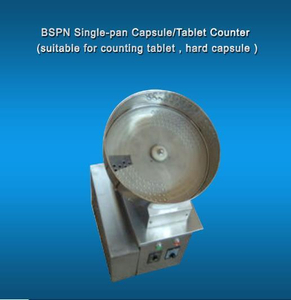 Single-Pan Capsule Counter Machine (SPN)