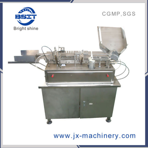 PLC Control Olive Oil Wire Drawing Ampoule Tube Filling Sealing Machine (AFS-2)