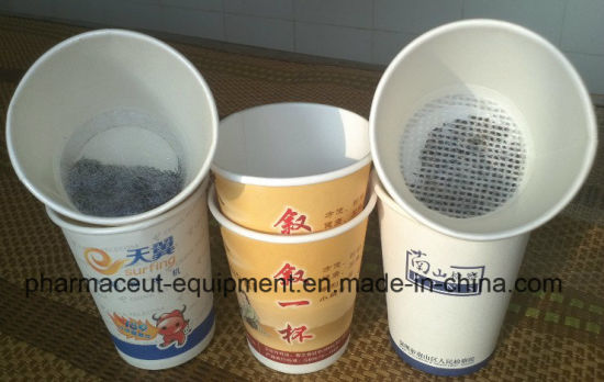 Hidden Tea Cup Packing Making Machine (2filling head/3 filling head)