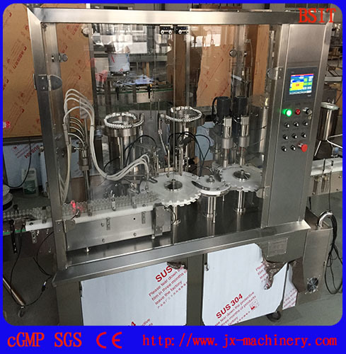 Yg Eye-Drop Filling and Sealing Capping Machine (Meet Ce Certificate)