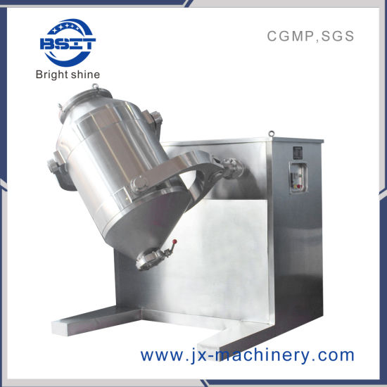 Good Quality Pharmaceutical 3D Motion Mixer