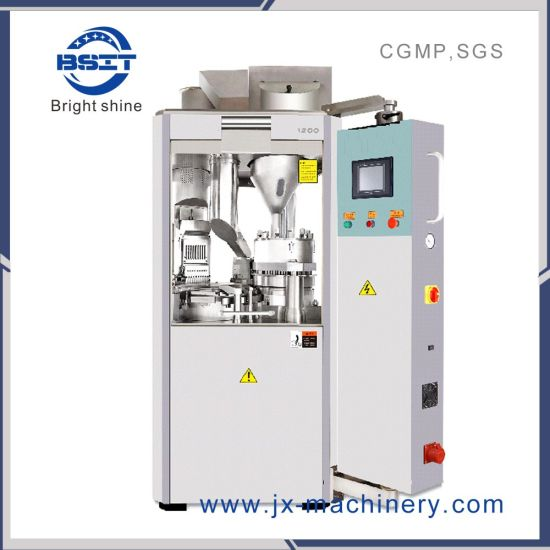 Pharmaceutical Machinery Automatic Capsule Filling Machine & Capsule Filler Njp1200