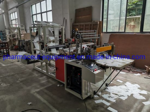 Best Price Factory Supply Filter Paper Bag Making Machine /Tea Bag Sealing Machine