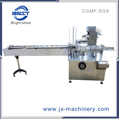 Automatic Box Carton Packing Machine for Sachet Bag