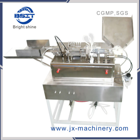 Glass Ampoule Olive Oil Filling Sealing Machine (5ml glass ampoule)