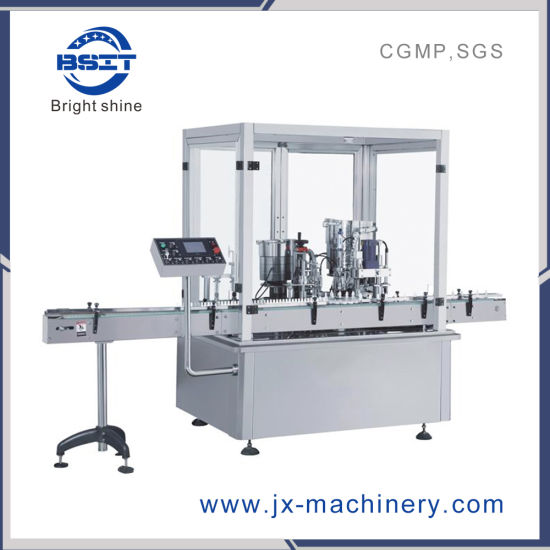 Small Glass Bottle Massage Oil Filling Machinery with Ce Certificate