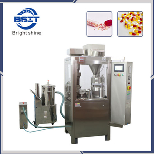 Automatic Hard Capsule Filling Filler Machine (NJP1200)