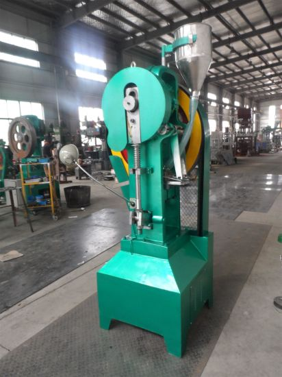Big Pressure Pill Making Tablet Press Machine / (THP -60)
